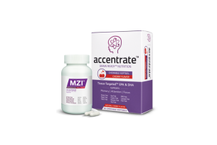 Accentrate® Chewable Softgel and MZI™ Kids Bundle 3 Month Subscription