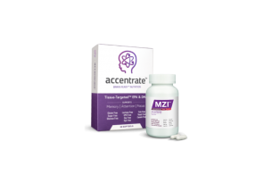 Accentrate® and MZI™ Kids Bundle 3 Month Subscription